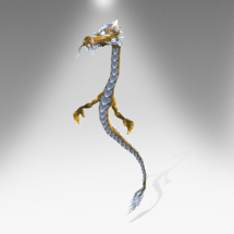 Golden Sky Dragon - Pirate101 Hybrid Pet Guide