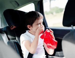 tips agar tidak mabuk kendaraan