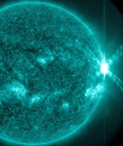 Arcturian Ascension Tools: How Recent Solar Flares Are ...