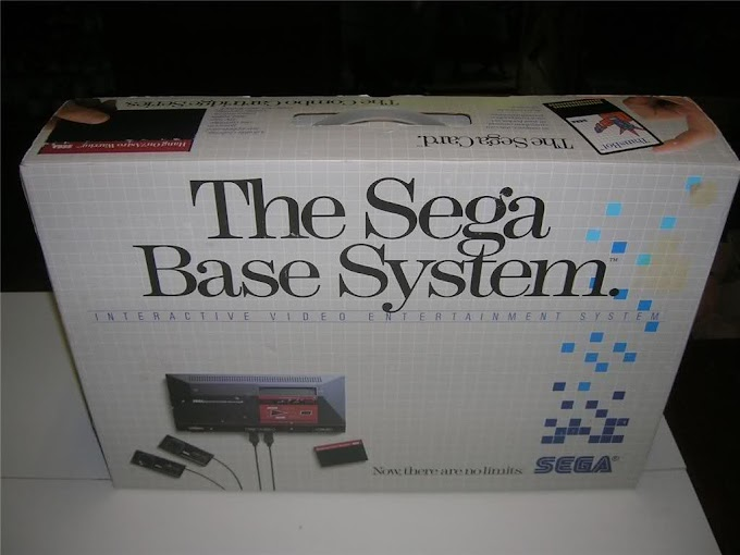 The Sega Base System