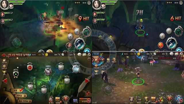 Atlantica Heroes 아틀란티카 히어로즈 Apk Full terbaru MMORPG