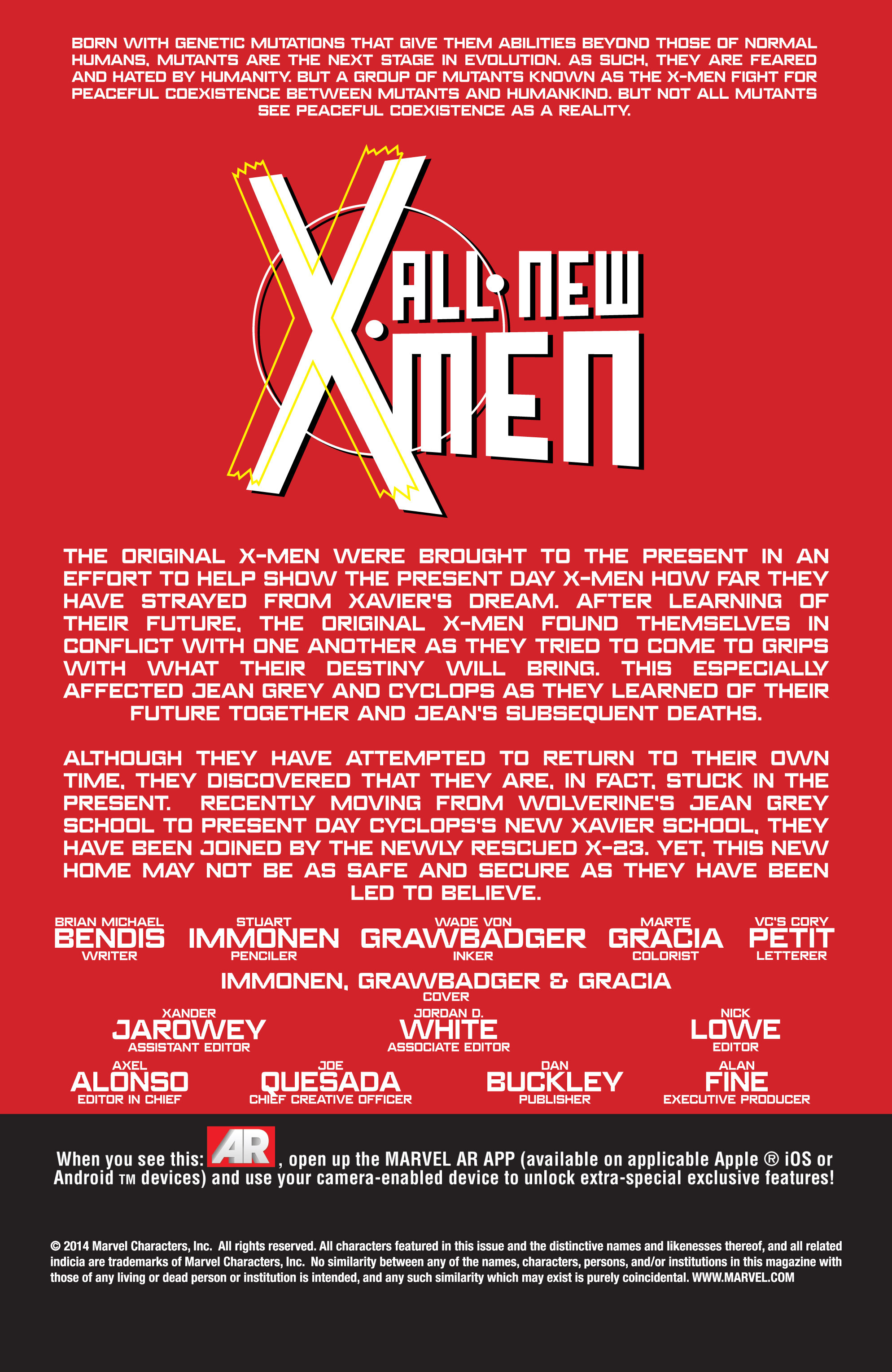 Read online All-New X-Men (2013) comic -  Issue #22 - 2