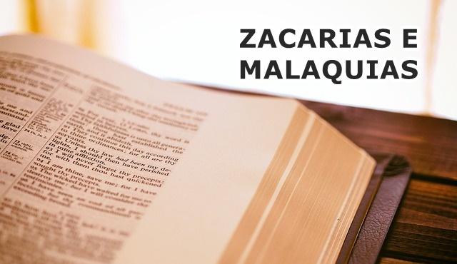 Livros de Zacarias e Malaquias