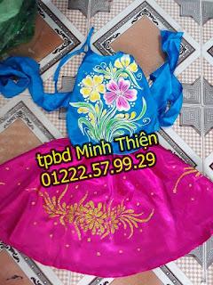 Nhận Cho Thuê Trang Phục Váy Yếm Tphcm
