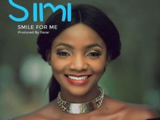 LYRICS: Simi – Smile For Me