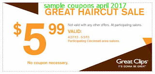 Great Clips coupons for april 2017