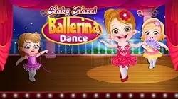 Bebek Elâ Balerin Dansı - Baby Hazel Ballerina Dance