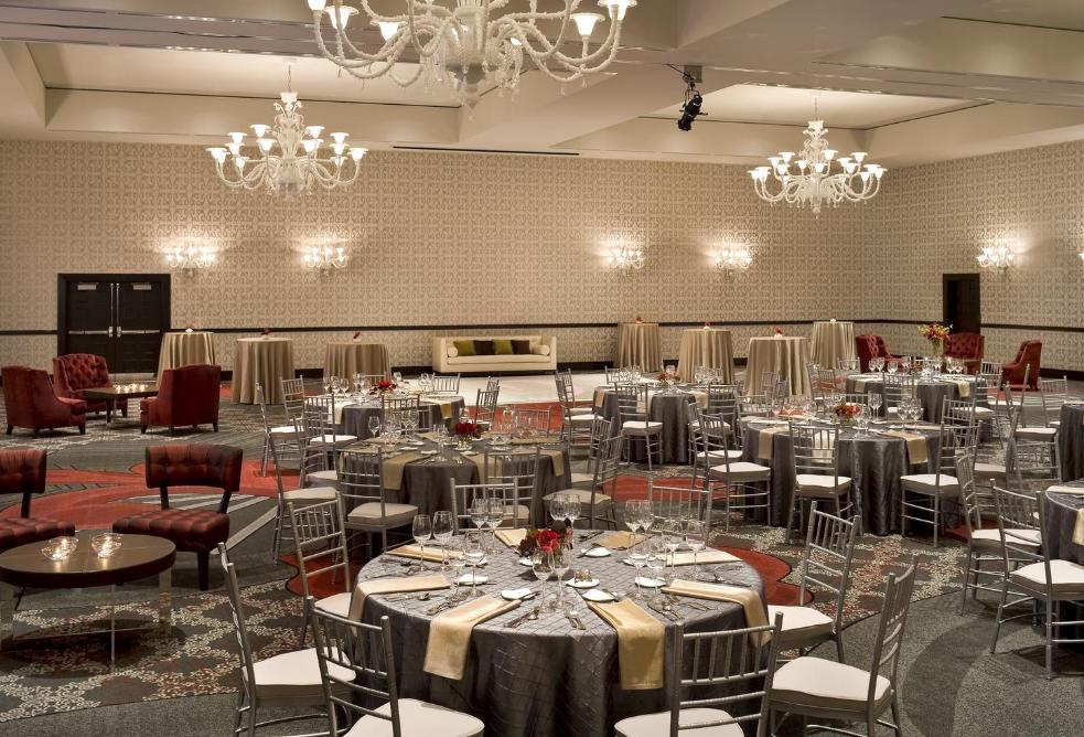 The Nines Portland Wedding Venue