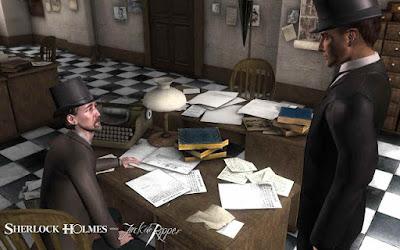 Sherlock Holmes Vs Jack The Ripper Full Setup
