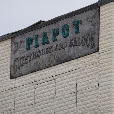 Piapot, Saskatchewan, hotel, bar, historical