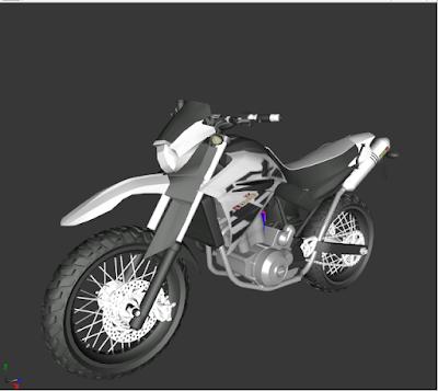 GTA SA - XT 660  1