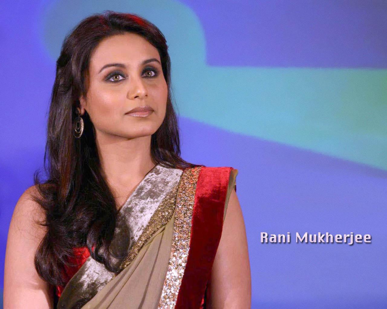 Sexy Pics Of Rani Mukharji