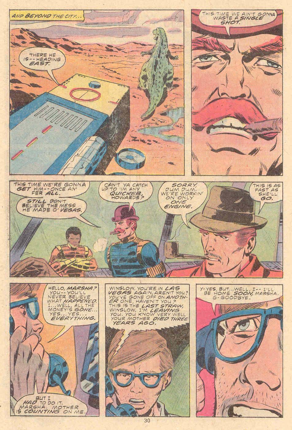 Godzilla (1977) Issue #9 #9 - English 18