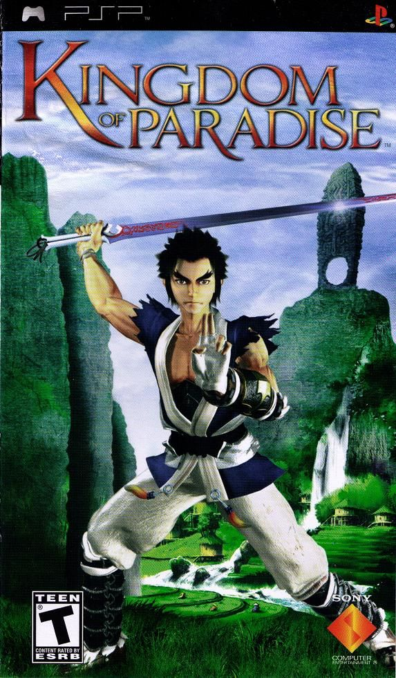 Kingdom of Paradise - PSP - ISO Download