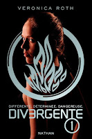 Lecture en cours / Divergente / Veronica Roth / Dystopie / Lecture