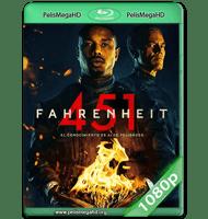 FAHRENHEIT 451 (2018) WEB-DL 1080P HD MKV ESPAÑOL LATINO