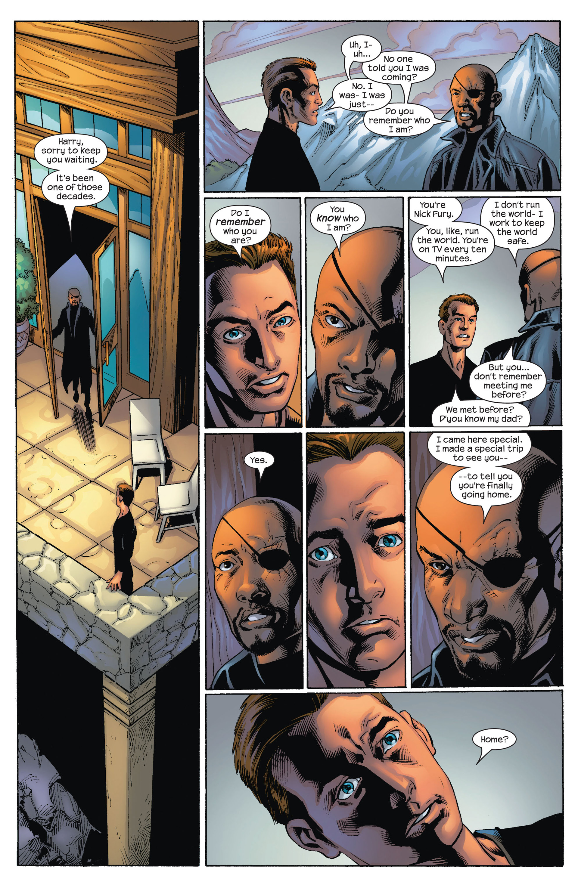 Read online Ultimate Spider-Man (2000) comic -  Issue #73 - 5