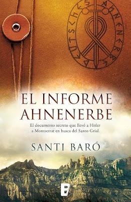 El informe Ahnenerbe - Santi Baró (2016)