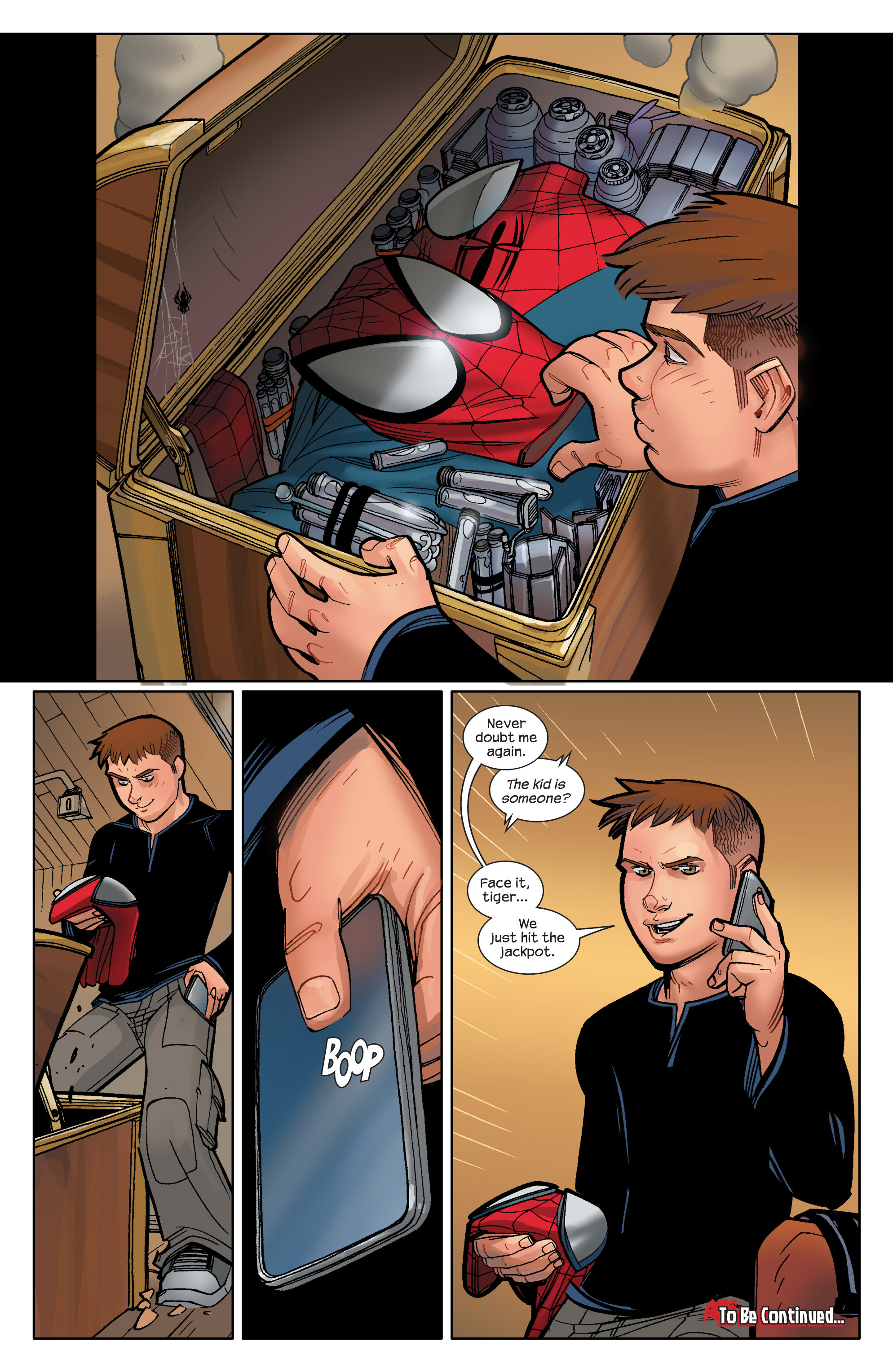 Read online Ultimate Spider-Man (2009) comic -  Issue #12 - 22