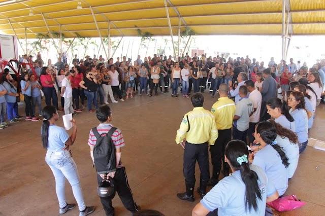 Senador Canedo: Assembleia discute Plano de Carreira, Cargos e Salários