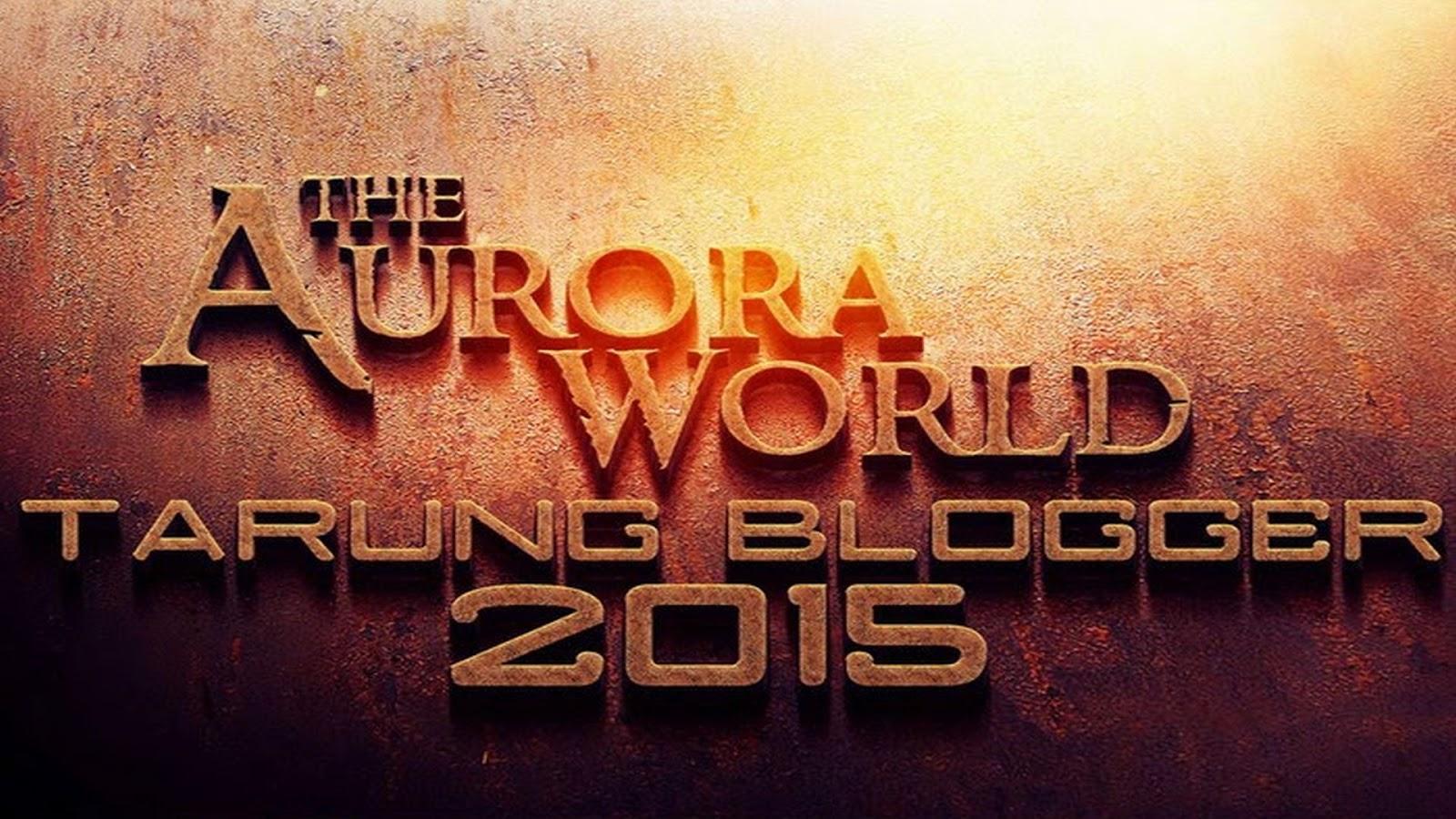 THE AURORA WORLD INDONESIA KONTES KEREN GAME BEKEN Gambar