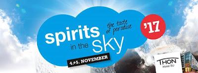 Spirits in the Sky - logo