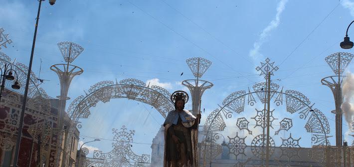 Da 70 anni la festa di San Rocco a Casamassima