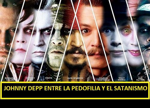 Johnny Depp Entre El Mk Ultra Tatuajes Drogas Pedofilia Orgias