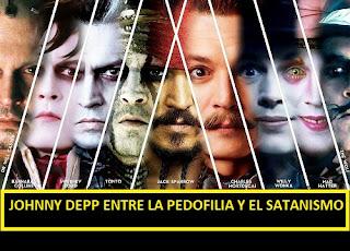 Johnny Depp entre el MK ultra, #tatuajes, drogas, pedofilia, orgías y el satanismo? #Katecon2006