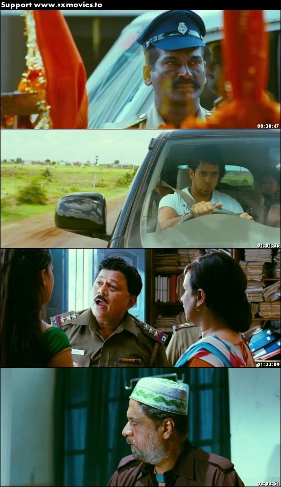 Vaanam 2011 UNCUT Dual Audio Hindi 720p BluRay 1.2GB