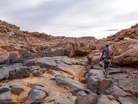 Alla ricerca del Guelta di Zli