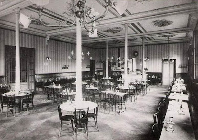 Café del local del Foment Martinenc
