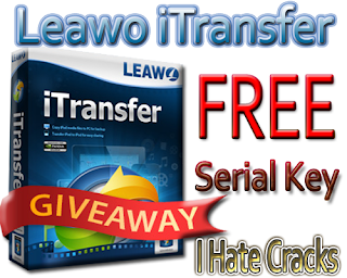 Leawo iTransfer Free Download With Free But Genuine And Legal Serial Key