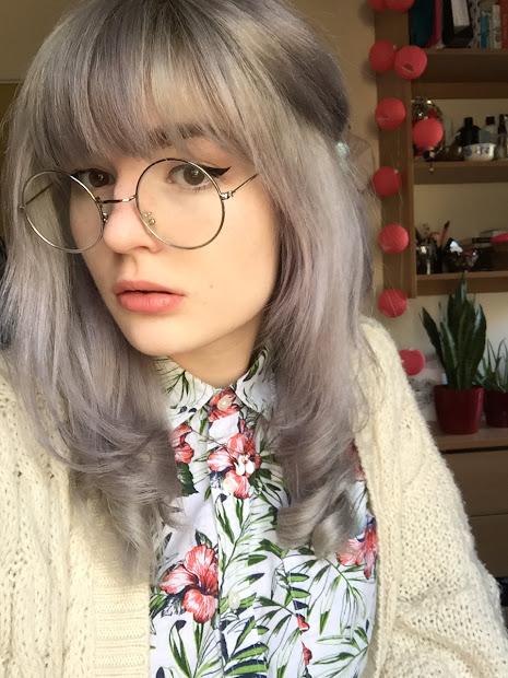 hair color grey