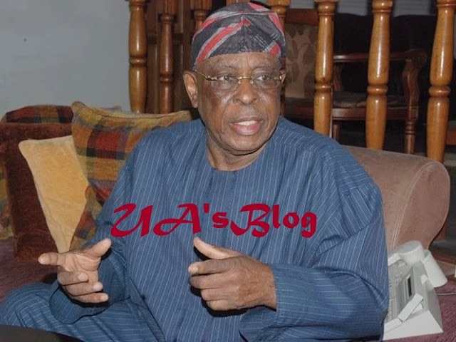 Osoba's security men intercept drone flying over ex-gov's home, arrest owners