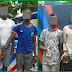 6 Teenagers Apprehended For Robbing Unsuspecting Victims In Oshodi. Photos