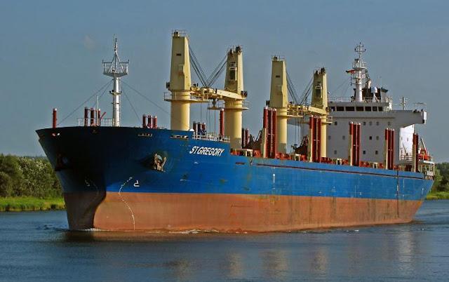 Προσάραξη φορτηγού πλοίου με 30.600  τόνους θειάφι στον Λακωνικό Κόλπο