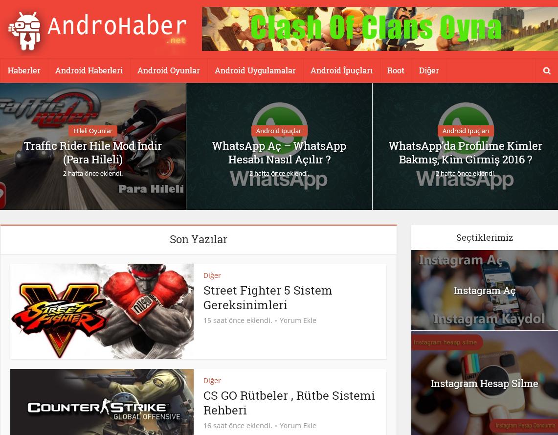 AndroHaber.net
