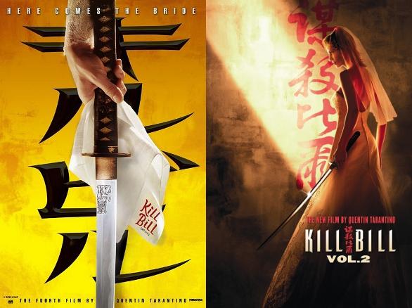 Talk Without Rhythm Episode 146 Kill Bill Vol 1 2003 And Kill Bill Vol 2