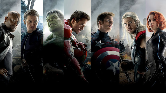 Avengers- End Game - Characters
