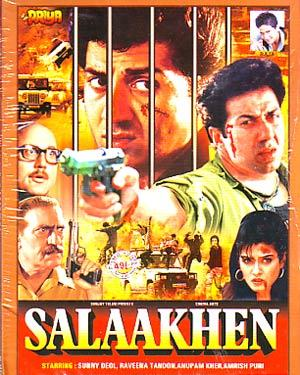 Salaakhen 1998 Hindi Movie Download