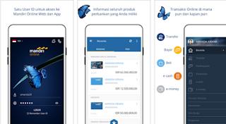 online application mandiri