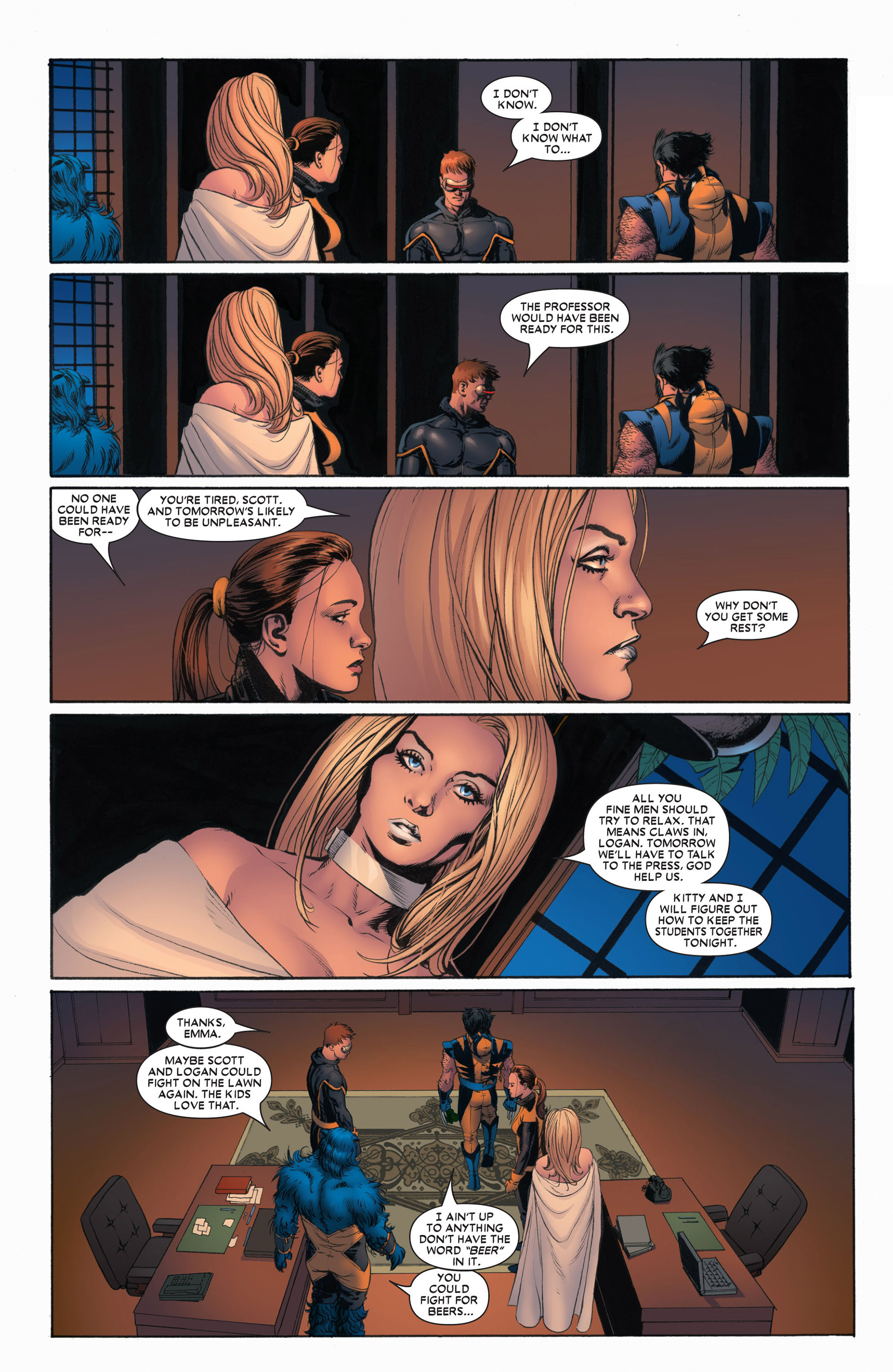 Astonishing X-Men (2004) issue 2 - Page 18