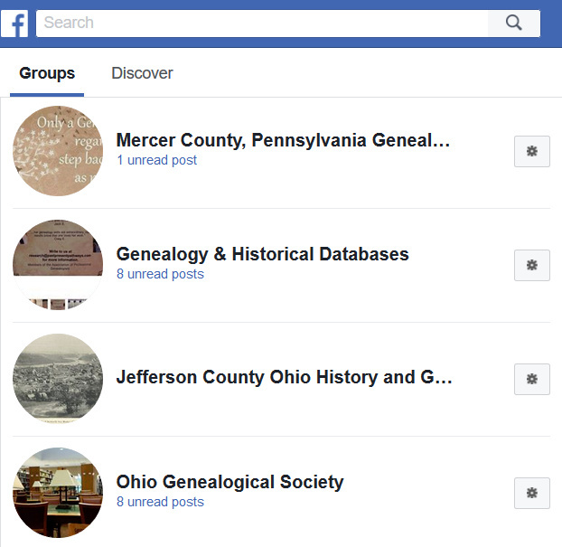 My Ancestors and Me: Using Facebook Groups for Genealogy Help