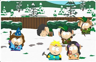 South Park: The Game - First Screenshots and Concept Art