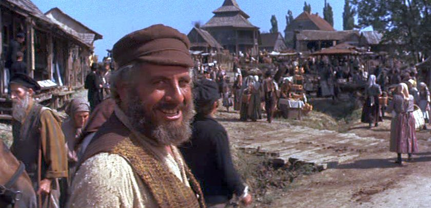 The Film Sufi Fiddler On The Roof Norman Jewison 1971