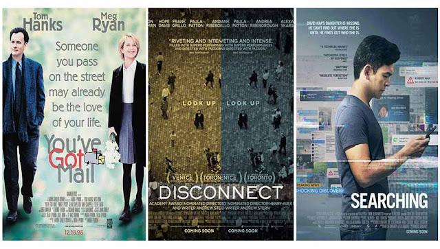10 أفلام متعددة التصنيفات تناولت تأثير الإنترنت ومواقع التواصل الاجتماعي