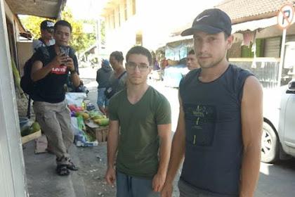 WNA asal Bulgaria Kepergok Bobol ATM Nusa Penida