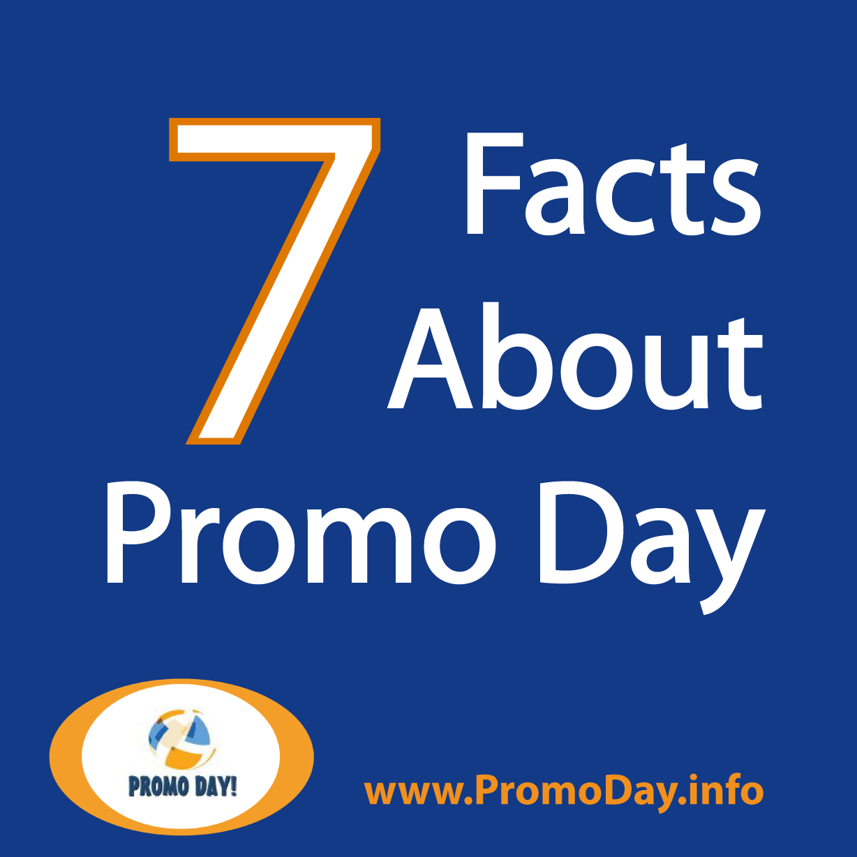 7 Facts About Promo Day, www.PromoDay.info #PD15 #WritersConference #Event
