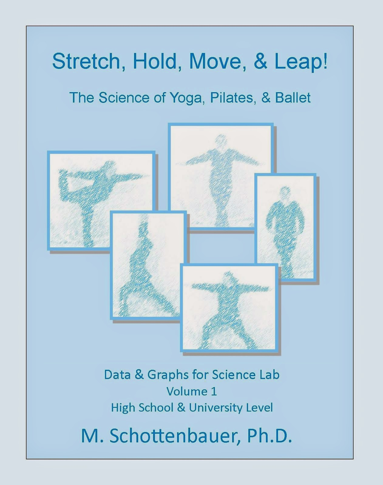 Science of Yoga, Pilates, & Ballet: Graphs & Data